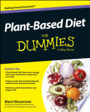 """Plant-Based Diet For Dummies"" by Marni Wasserman"