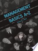 Management Basics a to Z