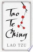 Tao Te Ching Book