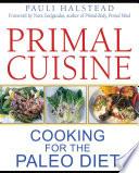 Primal Cuisine Book