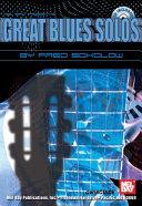 Great Blues Solos Pdf/ePub eBook