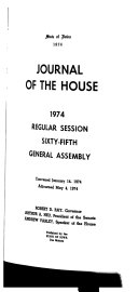 Journal of the House of Representatives of the ... Regular Session of the General Assembly of the State of Iowa