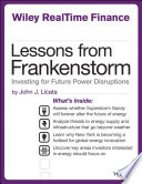 Lessons from Frankenstorm
