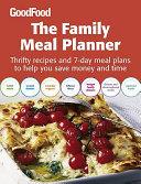 Good Food the Family Meal Plann