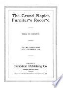 The Grand Rapids Furniture Record