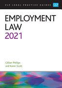 Employment Law 2021 Pdf/ePub eBook