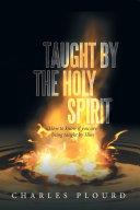 Taught by the Holy Spirit Pdf/ePub eBook