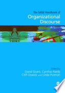 The SAGE Handbook of Organizational Discourse