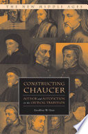 Constructing Chaucer