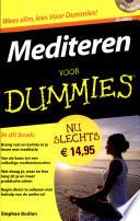 Mediteren Voor Dummies Druk 2