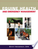 Equine Health And Emergency Management Book PDF