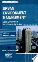 Urban Environment Management