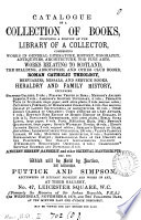 Catalogues of Items for Auction by Messrs  Puttick and Simpson  1840 1870