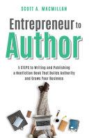 Entrepreneur to Author