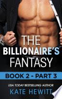 The Billionaire S Fantasy  Book PDF