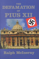 The Defamation of Pius XII