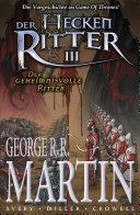 Pdf Der Heckenritter Graphic Novel, Bd. 3: Der geheimnisvolle Ritter