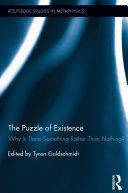 The Puzzle of Existence [Pdf/ePub] eBook