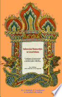 Indonesian Manuscripts In Great Britain