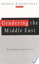 Gendering the Middle East Book