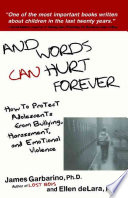 And Words Can Hurt Forever Book