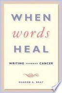 When Words Heal