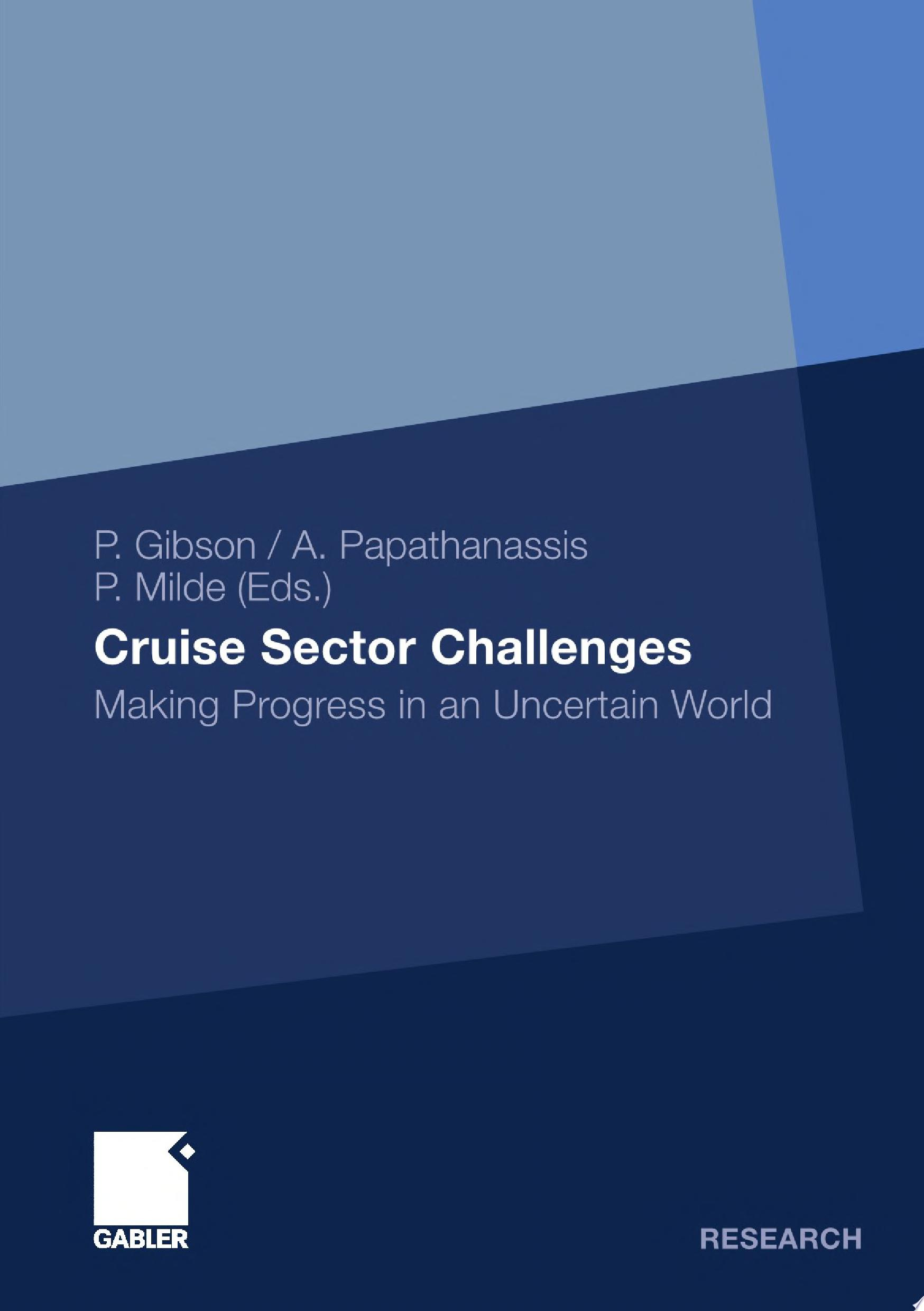 Cruise Sector Challenges