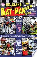 Batman  1940    185 Book