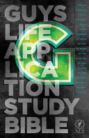 Guys Life Application Study Bible-NLT