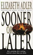 Sooner or Later Pdf/ePub eBook