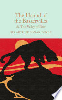 Read Online The Hound of the Baskervilles & The Valley of Fear For Free