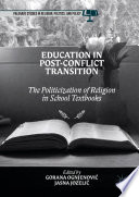Education in Post Conflict Transition