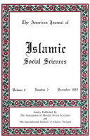 American Journal of Islamic Social Sciences 69 2