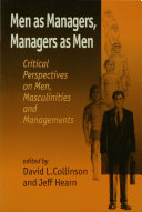 Men as Managers  Managers as Men