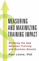 Pdf Measuring and Maximizing Training Impact
