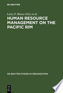 Human Resource Management on the Pacific Rim Pdf/ePub eBook