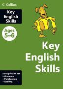 Key English Skills Age 5-6