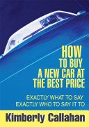 How to Buy a New Car at the Best Price