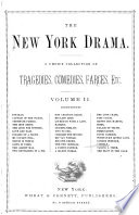 The New York Drama: no. 13-24