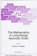 The Mathematics of Long Range Aperiodic Order