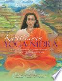 Karttikeyan Yoga Nidra