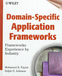 Domain-Specific Application Frameworks