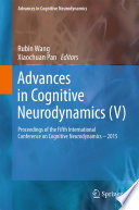 Advances in Cognitive Neurodynamics  V  Book