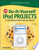 CNET Do-It-Yourself IPod Projects