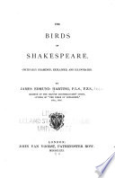 The birds of Shakespeare
