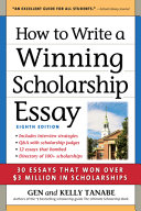 link to How to write a winning scholarship essay : including 30 essays that won over $3 million in scholarships in the TCC library catalog