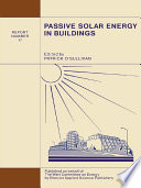 Passive Solar Energy in Buildings Book
