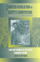 Counter revolution in Egypt s Countryside