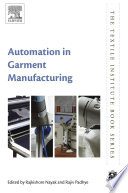 Automation in Garment Manufacturing Book