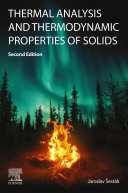 Thermal Analysis and Thermodynamic Properties of Solids